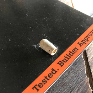 Real Life Relics Genuine Gibson Toggle Switch Tip Aged