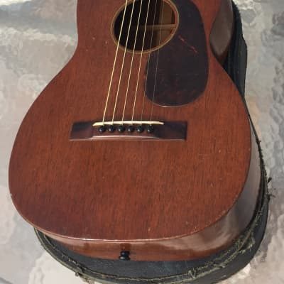 1936 Martin 5-17 Pre War Guitar and Case for sale