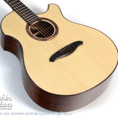 NAGASAKA GUITARS(Leaf Instruments) <MIJ> Aoi(葵) -Free Shipping! for sale