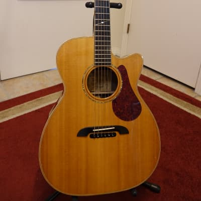 Alvarez Yairi FY-200C Acoustic Owned By Ray Benson Of Asleep At The Wheel for sale