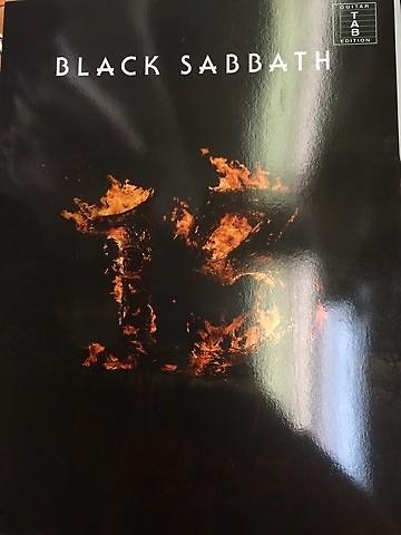Black Sabbath Guitar Book TAB edition | Advantage Music