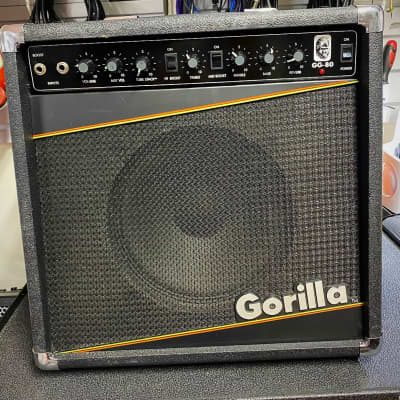 """Gorilla  80 Watt   - VINTAGE.   (Fantastic """"character"""" Recording Amp) Mint Cosmeticly for sale"""