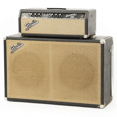 Fender Bassman Piggyback 1965