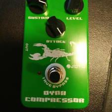 Joyo Dyna Compressor  Green
