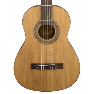 Fender FA-15N 3/4 Nylon String Natural