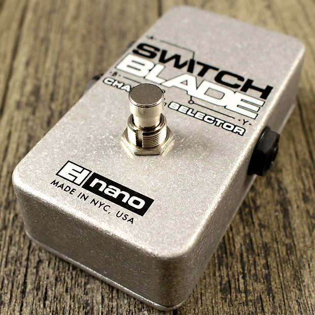 electro harmonix switchblade pedal the guitar store reverb. Black Bedroom Furniture Sets. Home Design Ideas