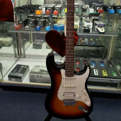 Indiana HHS Stratocaster  Sunburst for sale