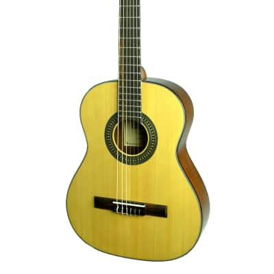 Glen Burton SGF36-NT Conservatory 3/4 Size Mahogany Neck 6-String Classical Acoustic Guitar for sale