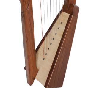 Roosebeck HP08 8-String Parisian Harp