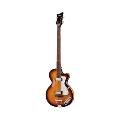 Hofner HI-CB-SB-O Ignition Club Bass Sunburst