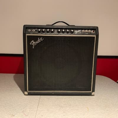 Fender 75 Lead Amplifier with Reverb