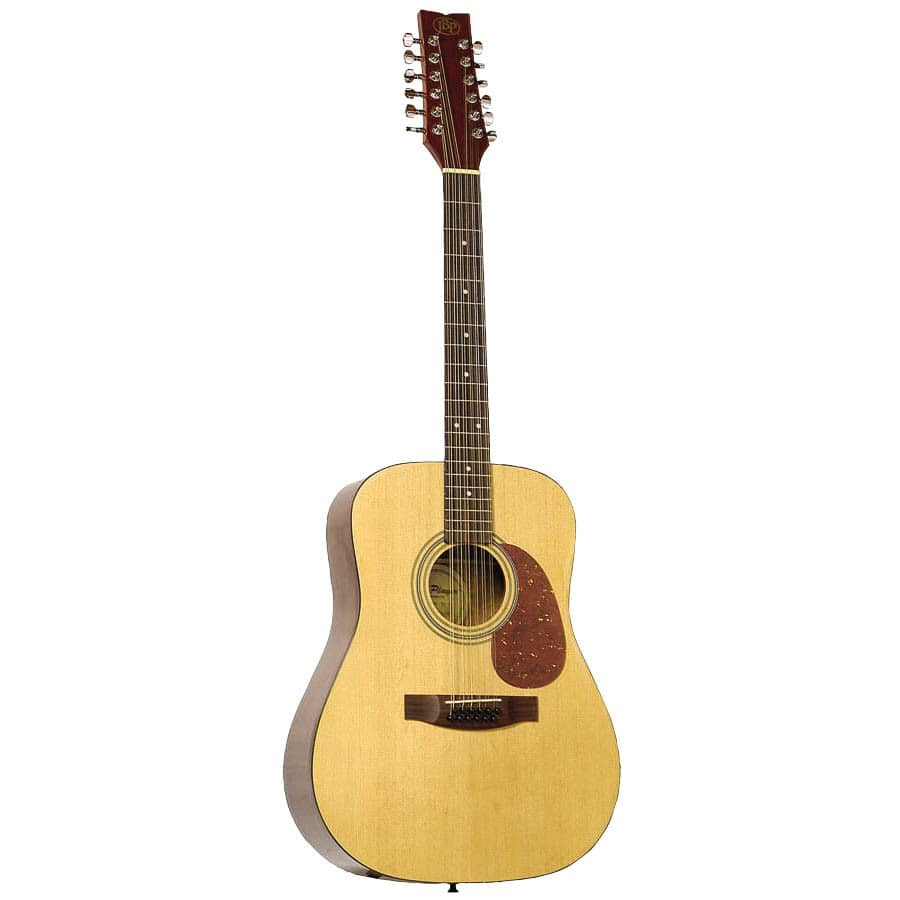 jb player jb20 12 12 string acoustic guitar audioride reverb. Black Bedroom Furniture Sets. Home Design Ideas