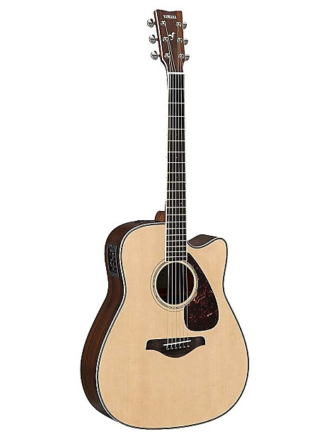 yamaha fgx830c cutaway dreadnought acoustic electric guitar reverb. Black Bedroom Furniture Sets. Home Design Ideas