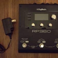 DigiTech RP360 Guitar Multi-Effect Pedal Black