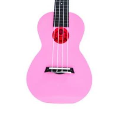 Vorson AUG ABS Concert Ukulele Pink for sale