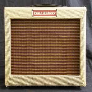 Tone Bakery 1959 Tweed Princeton 5F2-A Circuit with Jensen Alnico Speaker