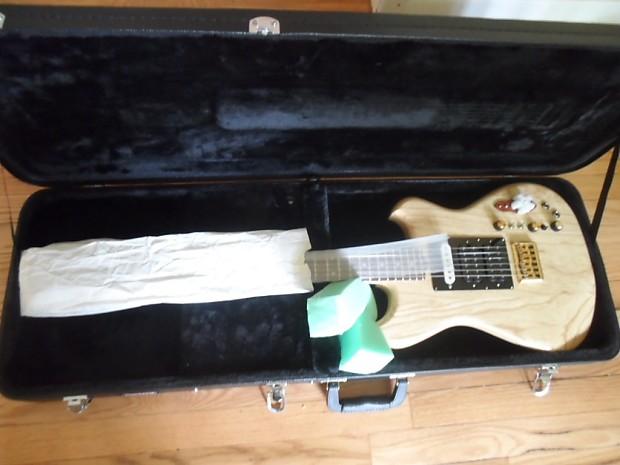 grateful dead style obel loop system handmade electric guitar reverb. Black Bedroom Furniture Sets. Home Design Ideas