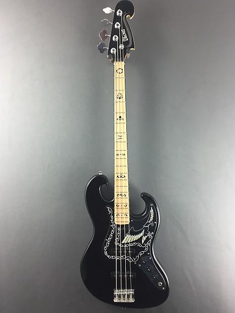 Ibanez Black Eagle Bass Reissue Reverb