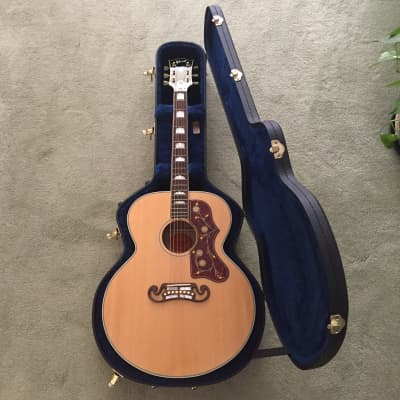 Gibson SJ-200 2005 - Historic Collection - Natural