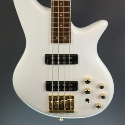 DEMO Jackson JS Series Spectra Bass JS3 - Snow White (656)