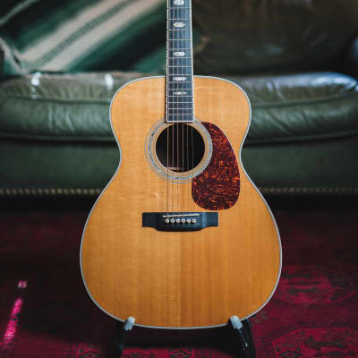 2001 Martin J-40 Acoustic Guitar - Huge Tone - MINTY - W/original Case *$5,199
