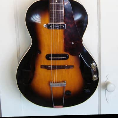 Epiphone  Coronet 1942 Electric Archtop