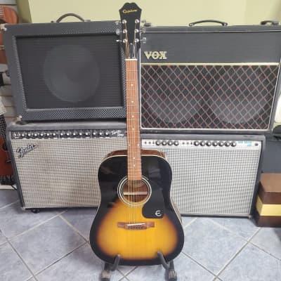 Epiphone Songmaker DR-100 Acoustic - Vintage Sunburst for sale