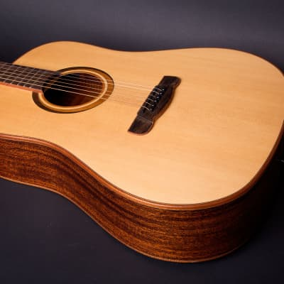 New Merida Cardenas C-39D Dreadnaught Acoustic Guitar Includes Case for sale