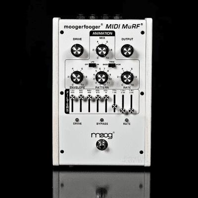 Moog MF-105M Moogerfooger MIDI MuRF White