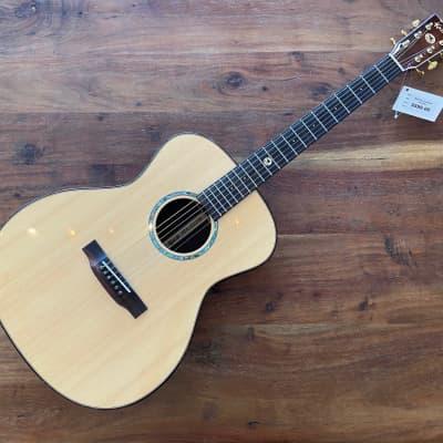 Kazuki AKZ All Soul OM Acoustic Guitar for sale