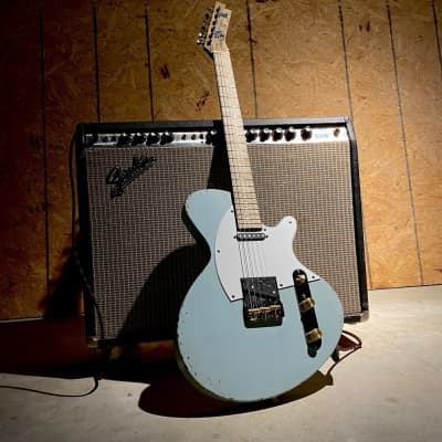 Liggett Abstrac-T  2020 in Vintage Blue for sale