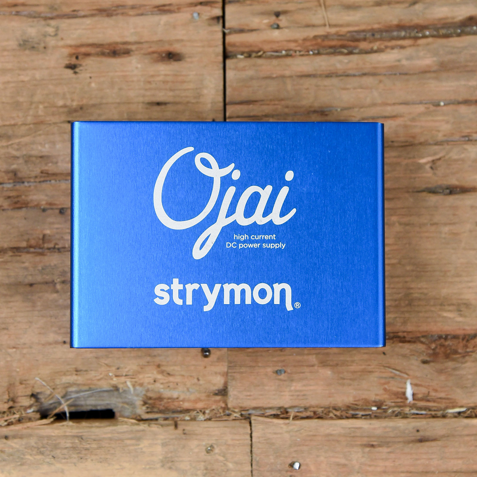 Strymon Ojai High Current Dc Power Supply Used