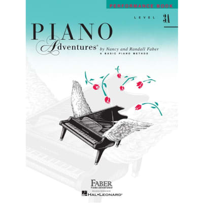 Piano Adventures: A Basic Piano Method - Performance Book Level 3A (2nd Edition)