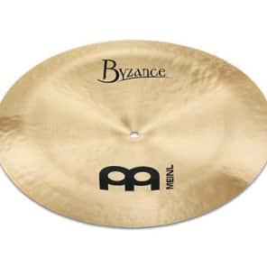"""Meinl 22"""" Byzance Traditional China"""