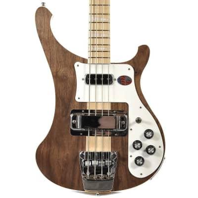 Rickenbacker Model 4003W 4-String Bass Guitar - Walnut for sale