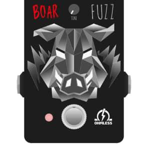 Ohmless Pedals Boar Fuzz