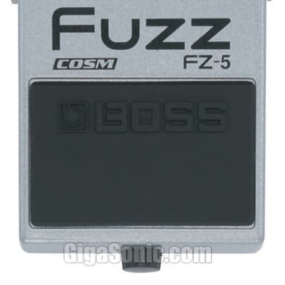 Boss FZ-5 Fuzz Pedal for sale