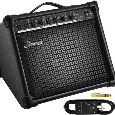 Donner DKA 20W Keyboard Amplifier Amp for sale