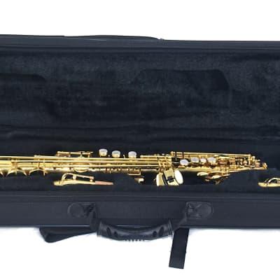 Jupiter JSS1100 Soprano Saxophone - Gold Lacquer