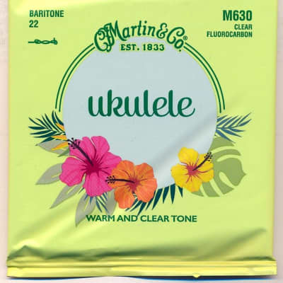 Martin Baritone Uke Strings M630