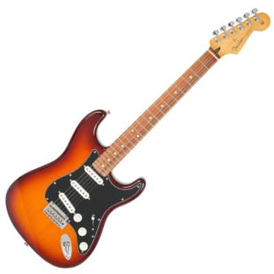 Fender Mexico Player Stratocaster Plus Top Tobacco Sunburst Pau Ferro