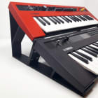 3DWaves Dual Tier Stands For The Yamaha Reface Synthesizers CS, DX, CP, and YC image