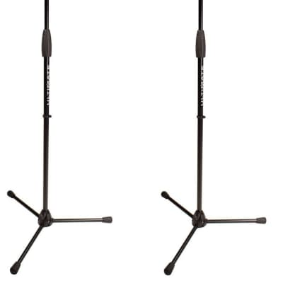 Ultimate Support PRO T BOGO Promo 2 Mic Stands with Tripod Base