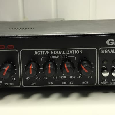 Genz Benz Shuttle 9.0 900-Watt Bass Amp Head for sale
