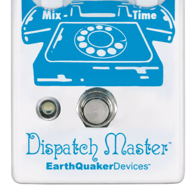 Earthquaker Dispatch Master Hi-Fi Digital Delay and Reverb Guitar Effects Pedal