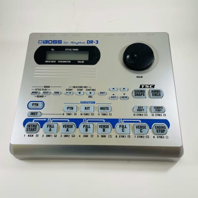 Boss DR-3 Dr. Rhythm *Sustainably Shipped*