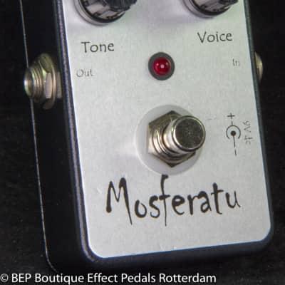 Hermida Audio Mosferatu 2005 hand built and signed by Mr. Alfonso Hermida USA