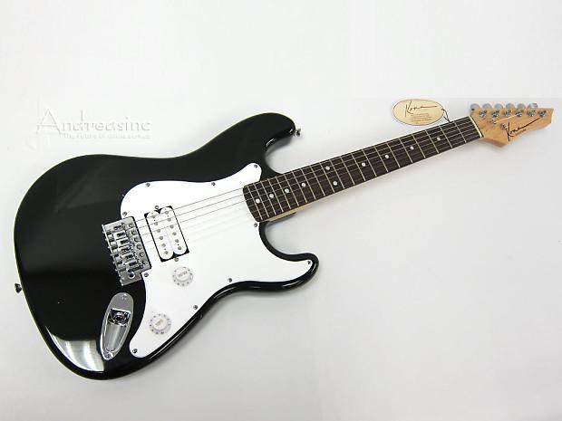 kona strat beginner electric guitar complete package reverb. Black Bedroom Furniture Sets. Home Design Ideas