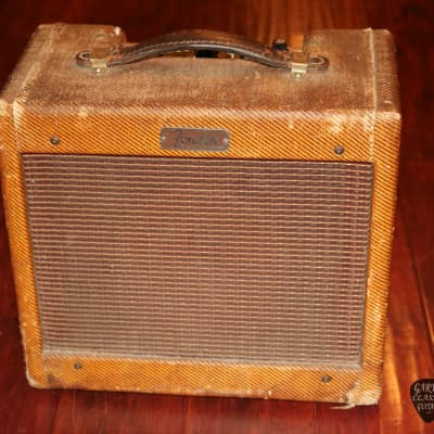 1960 Fender Tweed Champ for sale