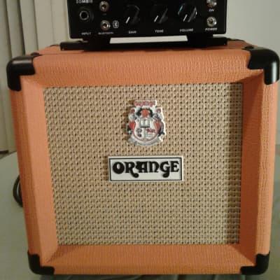 ORANGE PPC108 SPEAKER CABINET  20W/ Joyo Bantamp Zombie 20W AMP HEAD